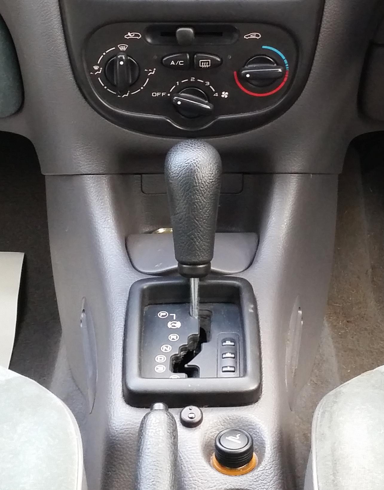 Auto Gear Shifter